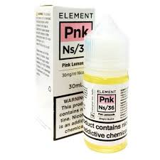 ELEMENT SALTS - PINK LEMONADE JUICE