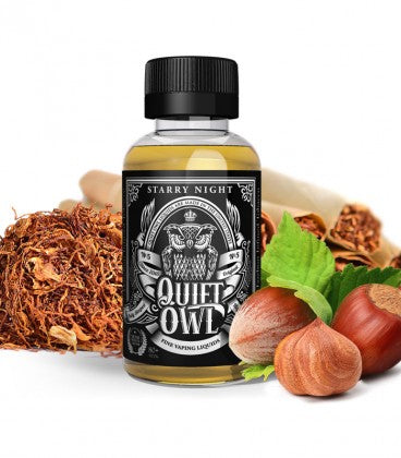 QUIET OWL - STARRY NIGHT E-JUICE 60ML