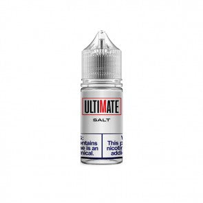 ULTIMATE SALTS - MENTHOL E-JUICE 30ML