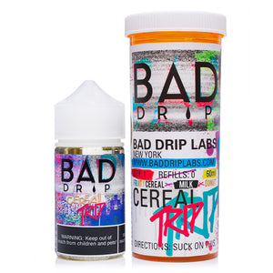 BAD DRIP - CEREAL TRIP E-JUICE 60ML