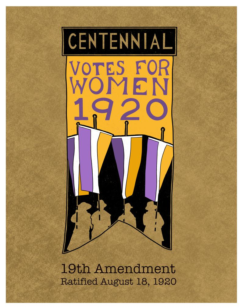 Women's Suffrage Print
