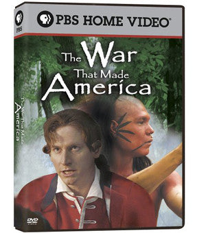 The War that Made America DVD