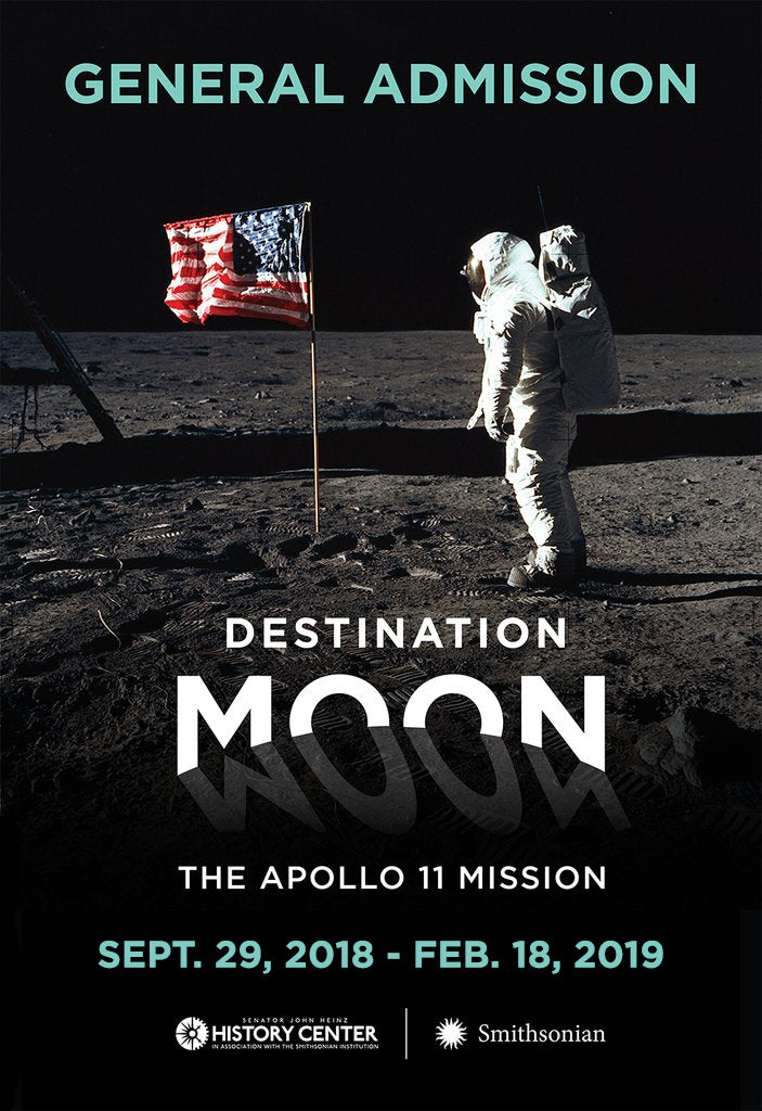 General Admission: Destination Moon