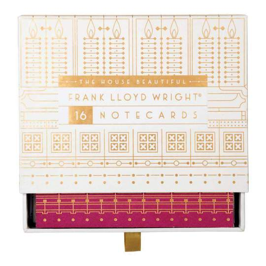 Frank Lloyd Wright - The House Beautiful Greeting Card Assortment