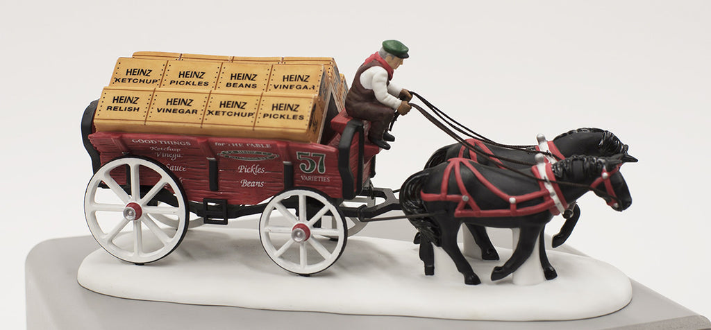 Limited Edition Department 56 Heinz Hitch