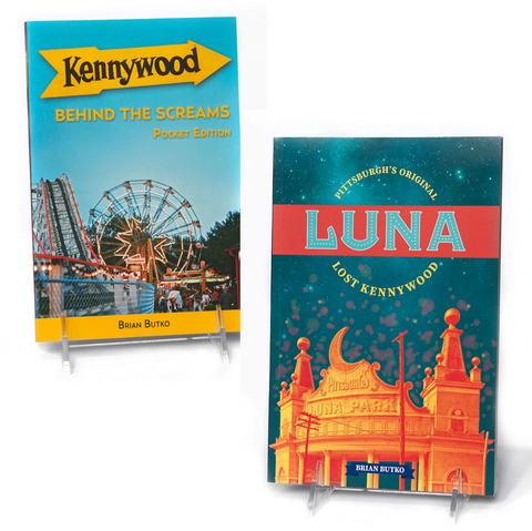 Book Bundle: Kennywood & Luna Park