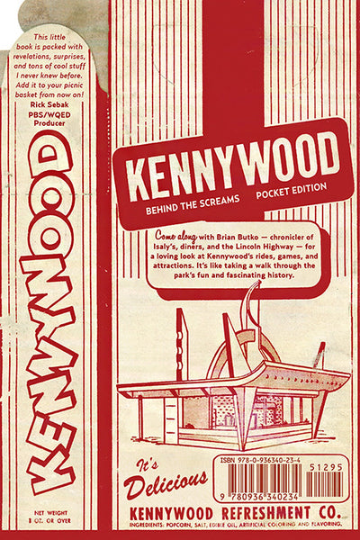 Kennywood:  Behind the Screams, Pocket Edition