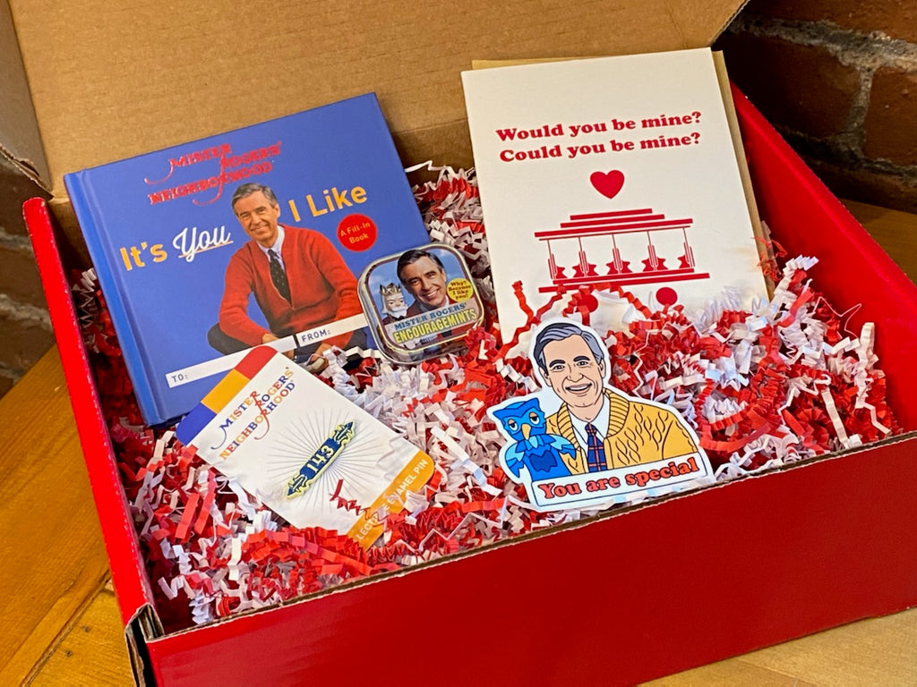 Won't You Be My Valentine?- Mister Rogers Bundle