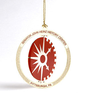 Heinz History Center Logo Ornament