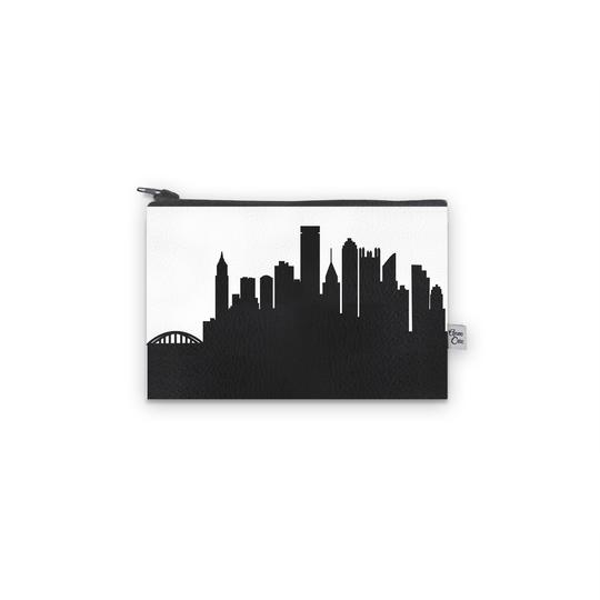 Pittsburgh Skyline Mini Purse