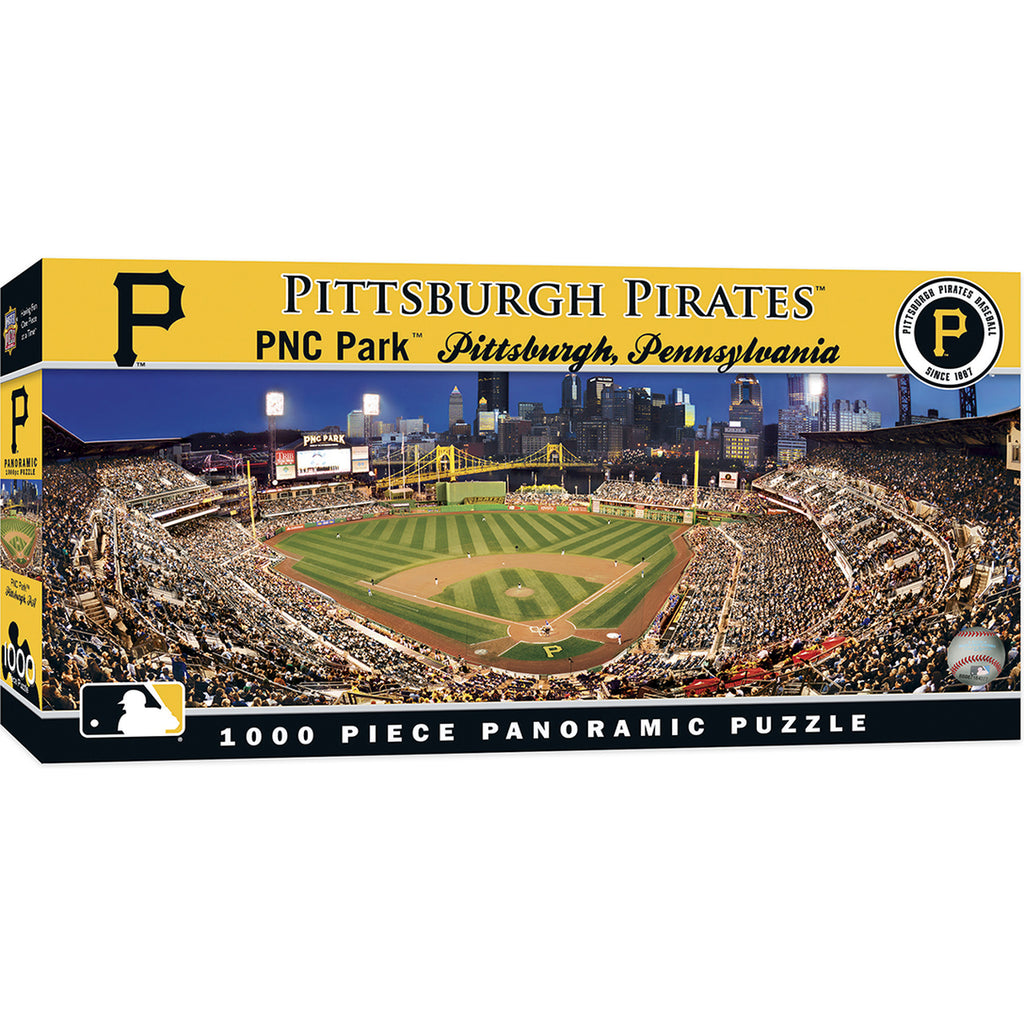 Pittsburgh Pirates - PNC Park Panoramic Puzzle