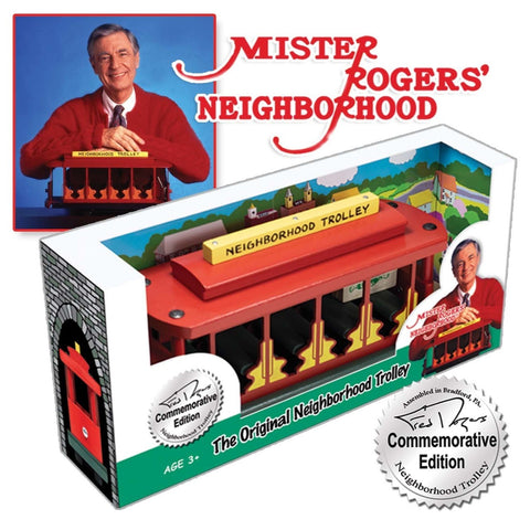 Mister Rogers' Neighborhood Trolley