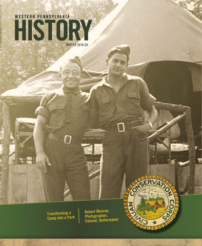 Western Pennsylvania History Magazine, Winter 2019-2020