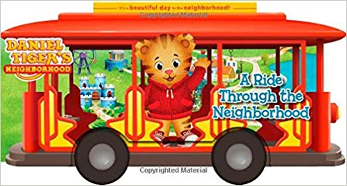 Daniel Tiger's Neighborhood: A Ride Through the Neighborhood