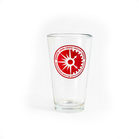 Heinz History Center Pint Glass