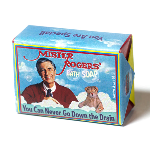 Mister Rogers' Soap