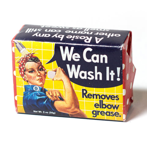 Rosie's We Can Wash It! Soap