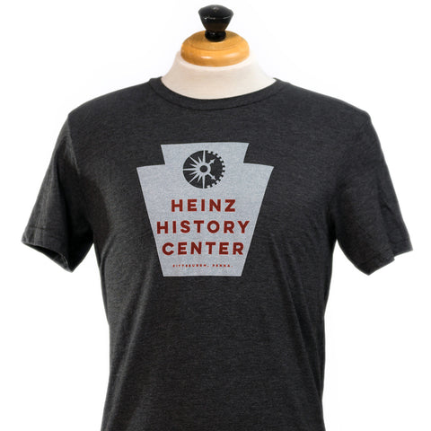 Heinz History Center Keystone Logo T-Shirt