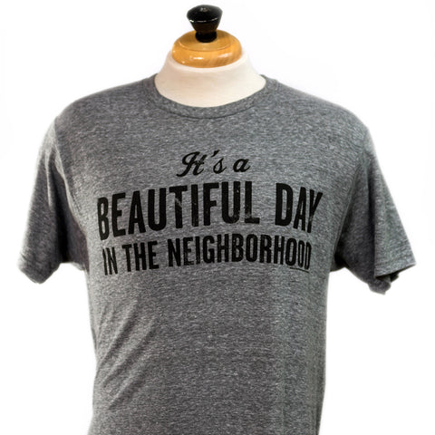 """It's a Beautiful Day in the Neighborhood"" T-Shirt"
