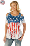 Liberty Wear Clothing at American Outdoor Woman. Stunning American Made, High Quality Western, Freedom, Patriotic, and Biker Wear