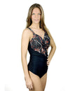 Wildfire Camo Swimsuit One Piece