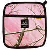 RealTree Camo Pot Holder Pink - American Outdoor Woman
