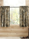 "b RealTree XTRA 36"" Tier Pair Curtains - American Outdoor Woman"