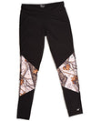Mossy Oak Pink Camo Active Wear Set Fitted Tank and Workout Tights - American Outdoor Woman
