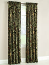 "Mossy Oak 84"" Panel Pair Curtains."