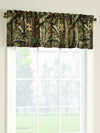 Mossy Oak Valance Curtain.