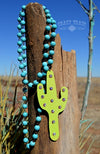 Necklace Cactus Kate - American Outdoor Woman