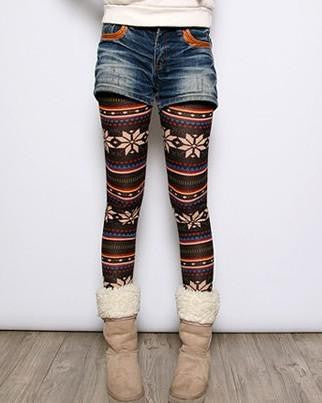 Winter Leggings - American Outdoor Woman