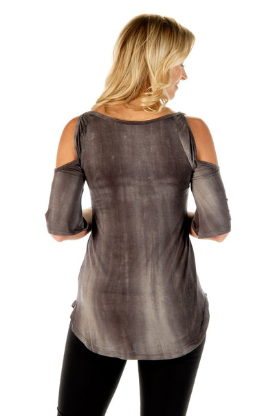 Women's Open Shoulder Top