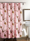 Realtree Shower Curtain (Pink)