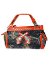 Double Camo Western Bag Orange - American Outdoor Woman