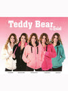 Ladies Teddy Bear Jacket - American Outdoor Woman