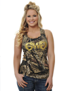 CLASSIC TANK MOSSY OAK BREAK UP COUNTRY - American Outdoor Woman