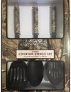 RealTree Camo Cooking Utensils