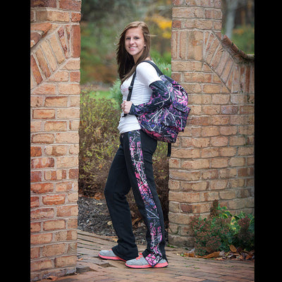 Muddy Girl Camo Sweat Pants