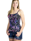 A Muddy Girl Full Camo Cami - American Outdoor Woman