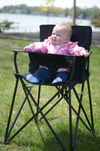 Ciao Baby 174 Portable High Chair American Outdoor Woman