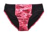 Mossy Oak Elements Swimsuit Bikini Bottom (Red) - American Outdoor Woman