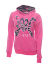 a Moon Shine Hoodie Muddy Girl Pink - American Outdoor Woman