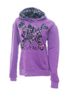 a Moon Shine Hoodie Muddy Girl Purple - American Outdoor Woman