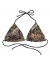 Mossy Oak Break-Up Country Swimsuit String Bikini Top