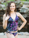 Muddy Girl Camo Swimwear Tankini