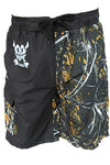 Outshine Camo Board Shorts - American Outdoor Woman