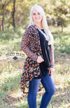 Paisley Cardigan Women's Western Cardigan - American Outdoor Woman