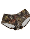 Mossy Oak Camo Swimsuit Boy Shorts - American Outdoor Woman