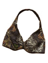 Mossy Oak Camo Swimsuit Halter Top - American Outdoor Woman